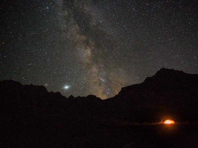 Путешествие в отель 1000 звёзд