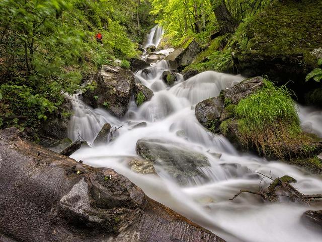Водопад Кейва - сердце Красной Поляны