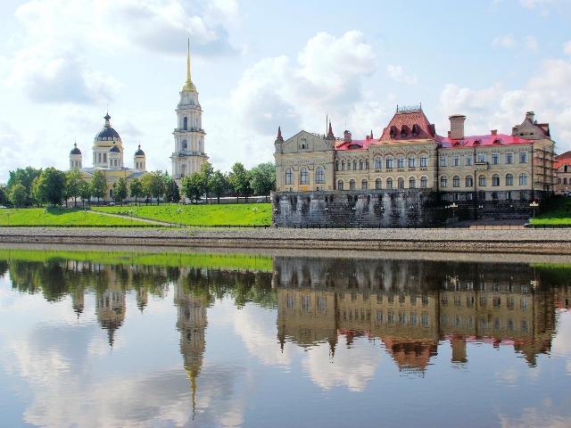 Путешествие в колоритный Рыбинск из Ярославля