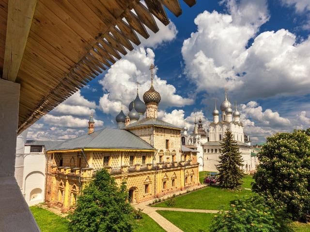Ростов Великий - древнейший город Золотого кольца