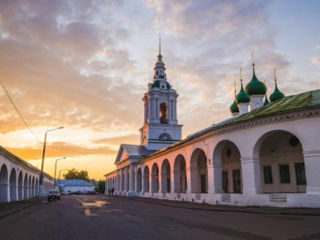 Колыбель Дома Романовых: в Кострому из Ярославля