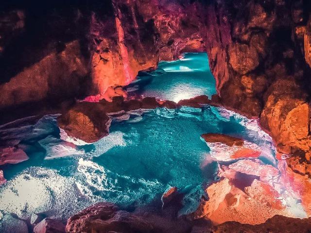 Путешествие из Ялты в Красную пещеру