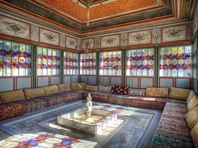 Целый день в восточной сказке: Бахчисарай
