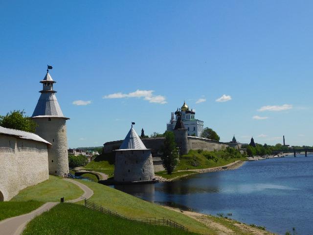Псковская крепость: величие и мощь через столетия