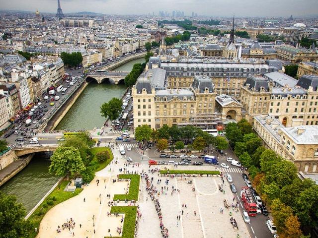 Волшебный Париж