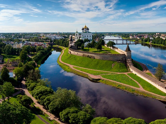 Экскурсия по Кремлю «Душа древнего Пскова»