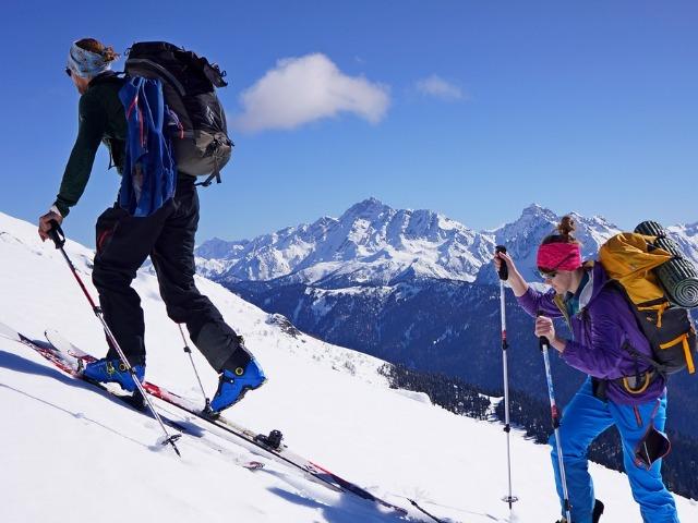 Отдыхаем на драйве — эксклюзивный летний ски-тур