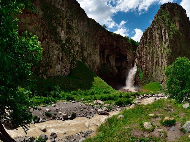 Отдыхаем на природе: Джилы-Су и Долина нарзанов