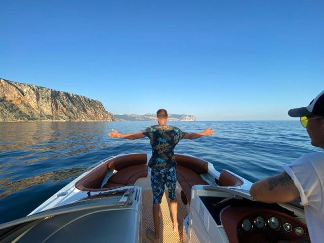 Яркие крымские приключения с прогулкой на катере
