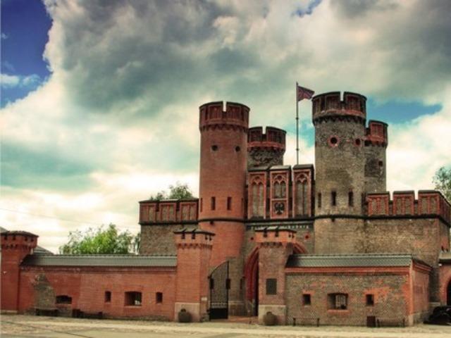 Город-крепость Кенигсберг: мощь фортов и бастионы
