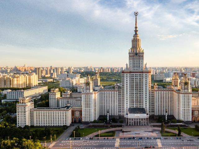 Классическая обзорная по Москве: всё самое-самое!