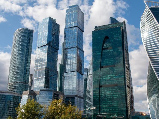 Москва-Сити и впечатляющая панорама 360