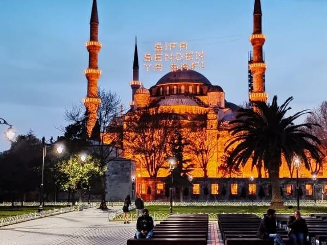 Пешком к самому сердцу Стамбула