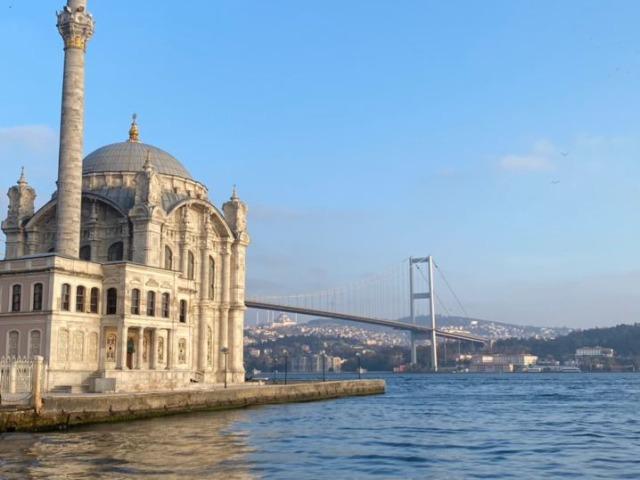 Исследуем 2 континента удивительного Стамбула