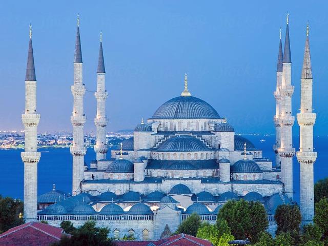 """Стамбульские """"жемчужины"""" + прогулка по Босфору"""