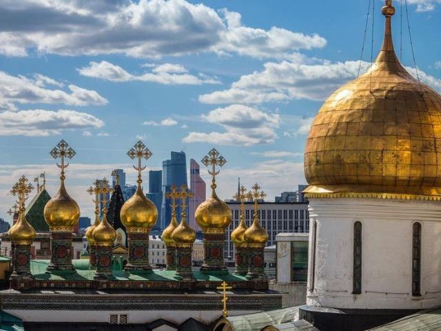 Кремль: главная столичная локация