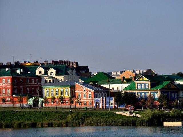 Казань: квест-экскурсия по Старо-татарской слободе