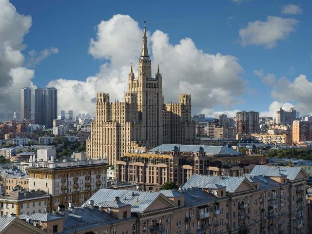 Москва-экспресс: трансфер + обзорный тур