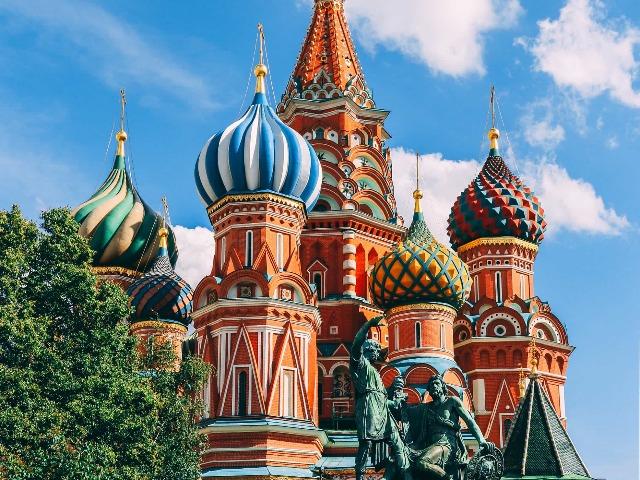 Москва-экспресс: трансфер+обзорный тур