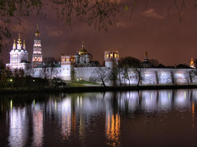 Тени Москвы: мистика, тайны, легенды
