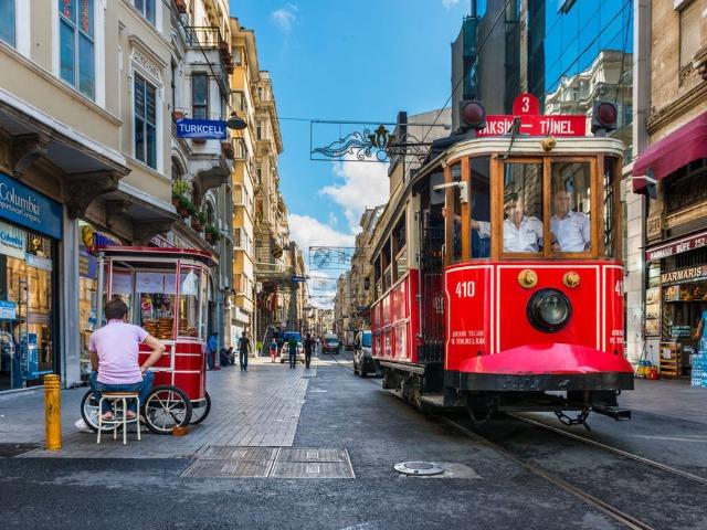 Первые шаги по Стамбулу: знакомство с городом