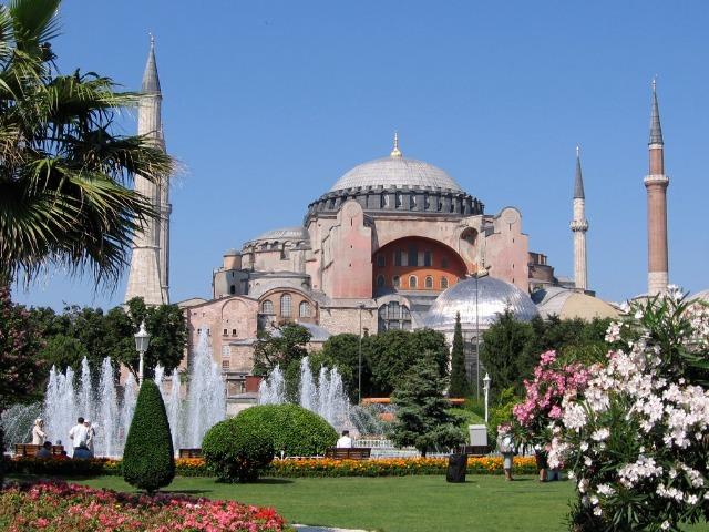 Стамбул: Евро-Азия и исторический полуостров