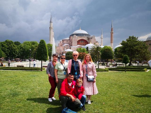 Пешком к самому сердцу Стамбула в мини-группе