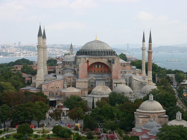 Константинополь и христианское наследие в городе