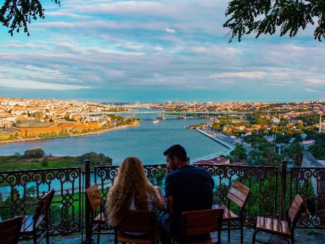 Восточное лакомство: Стамбул