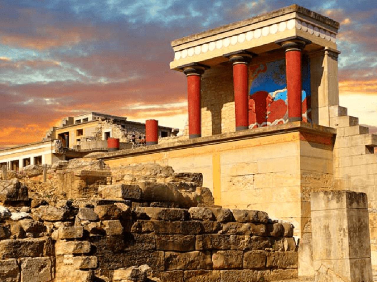 Минойский Крит: мифы, лабиринт, Тесей и Дедал - индивидуальная экскурсия в Ираклионе от опытного гида