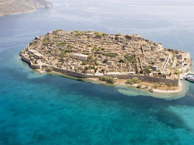 Остров Спиналонга: цитадель Восточного Крита
