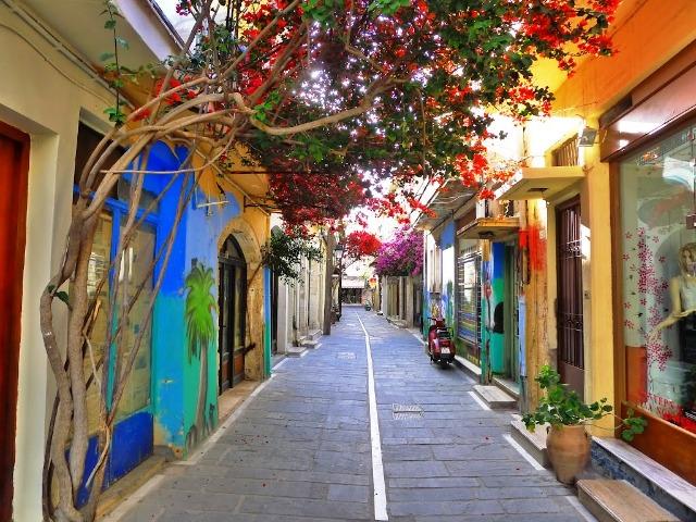 Неизведанный Крит: город Ретимно