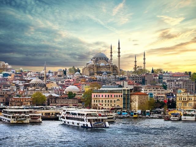 На берегах Босфора: контрастный Стамбул