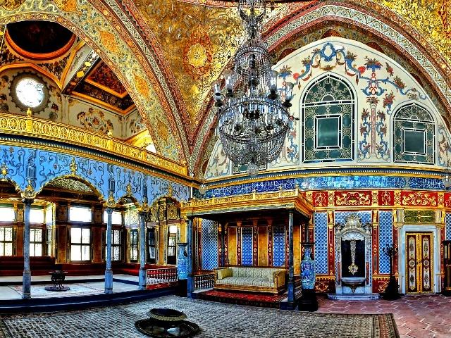 Дворец Топкапы — бриллиант Османской империи