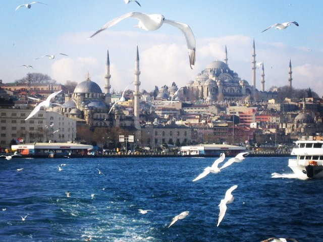 Стамбул-транзит: экспресс-знакомство с городом