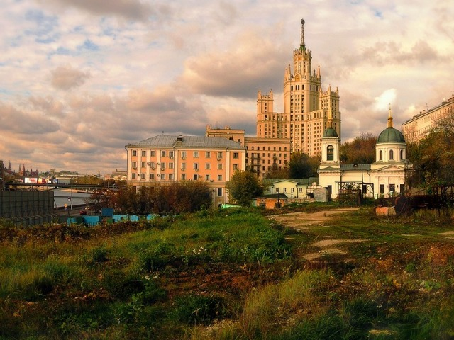 Город на семи холмах: Таганка