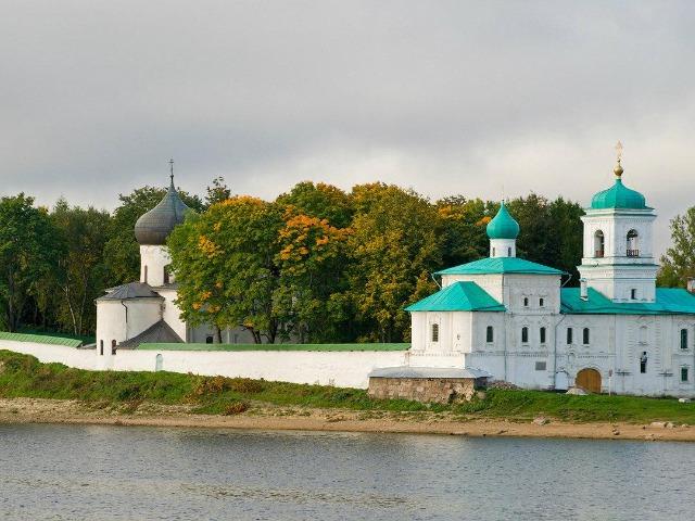 Псковские монастыри: уникальное наследие ЮНЕСКО