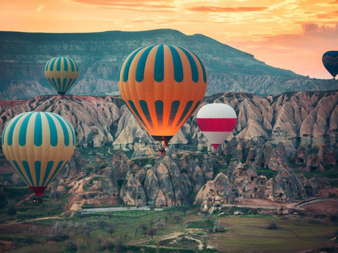Волшебный уикенд в Каппадокии  - групповая экскурсия в Стамбуле от опытного гида