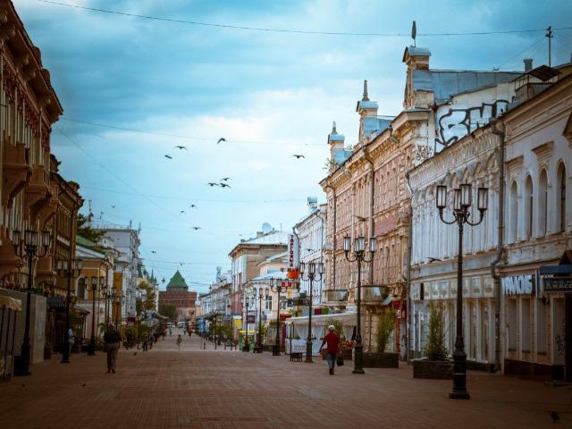 Пешком по Большой Покровской: Нижегородский Арбат