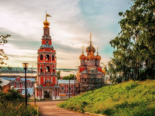 Древние храмы и обители Нижнего Новгорода