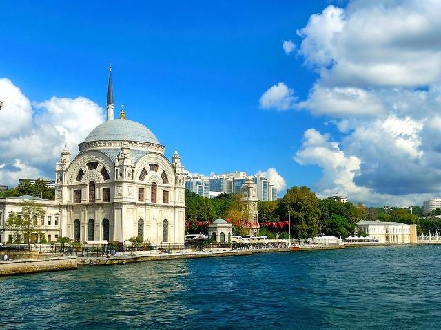 Панорама Босфора — стамбульский эксклюзив