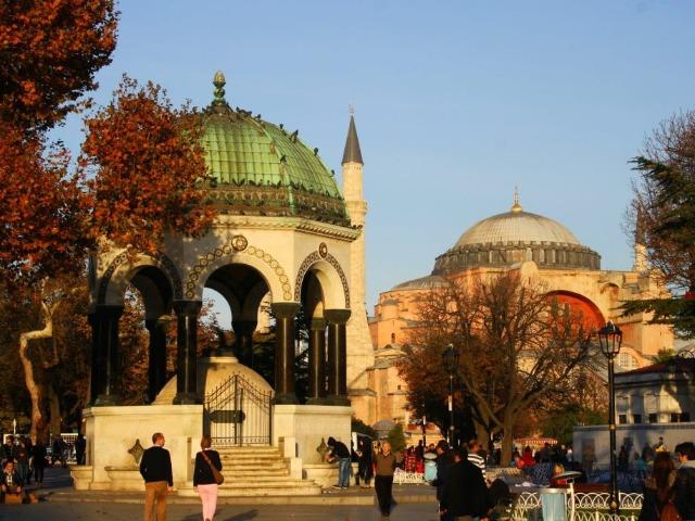 По следам султана в Стамбуле