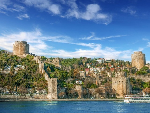 Познаём Стамбул — город на двух континентах