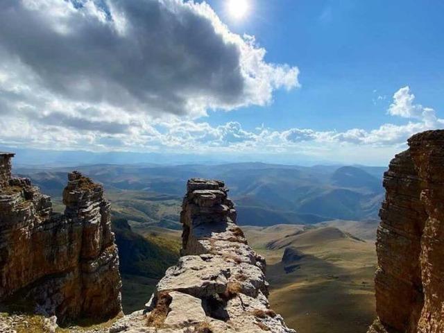 Плато Бермамыт: Гранд-Каньон в Карачаево-Черкесии