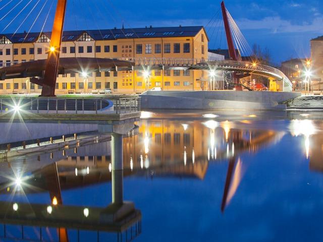Елгава — бывшая столица Курляндского герцогства