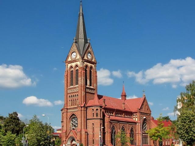 Янтарная Латвия: Елгава, Шауляй, Добеле