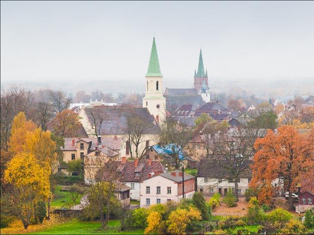 Кулдига — дыхание старины и шарм города