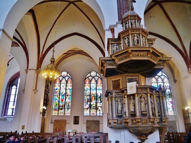 Сокровища Риги: Домский собор и Крестовая галерея
