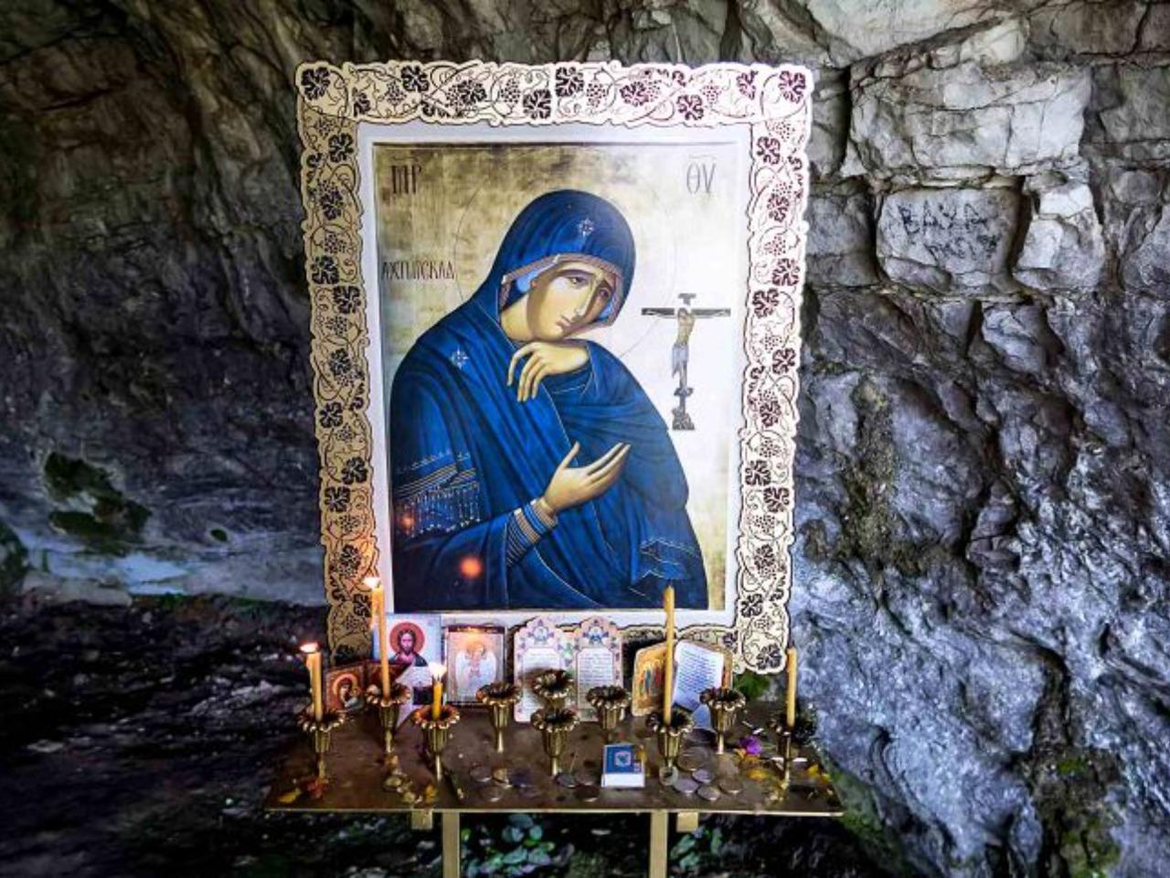 Грот Святой Девы Марии - индивидуальная экскурсия в Сочи от опытного гида