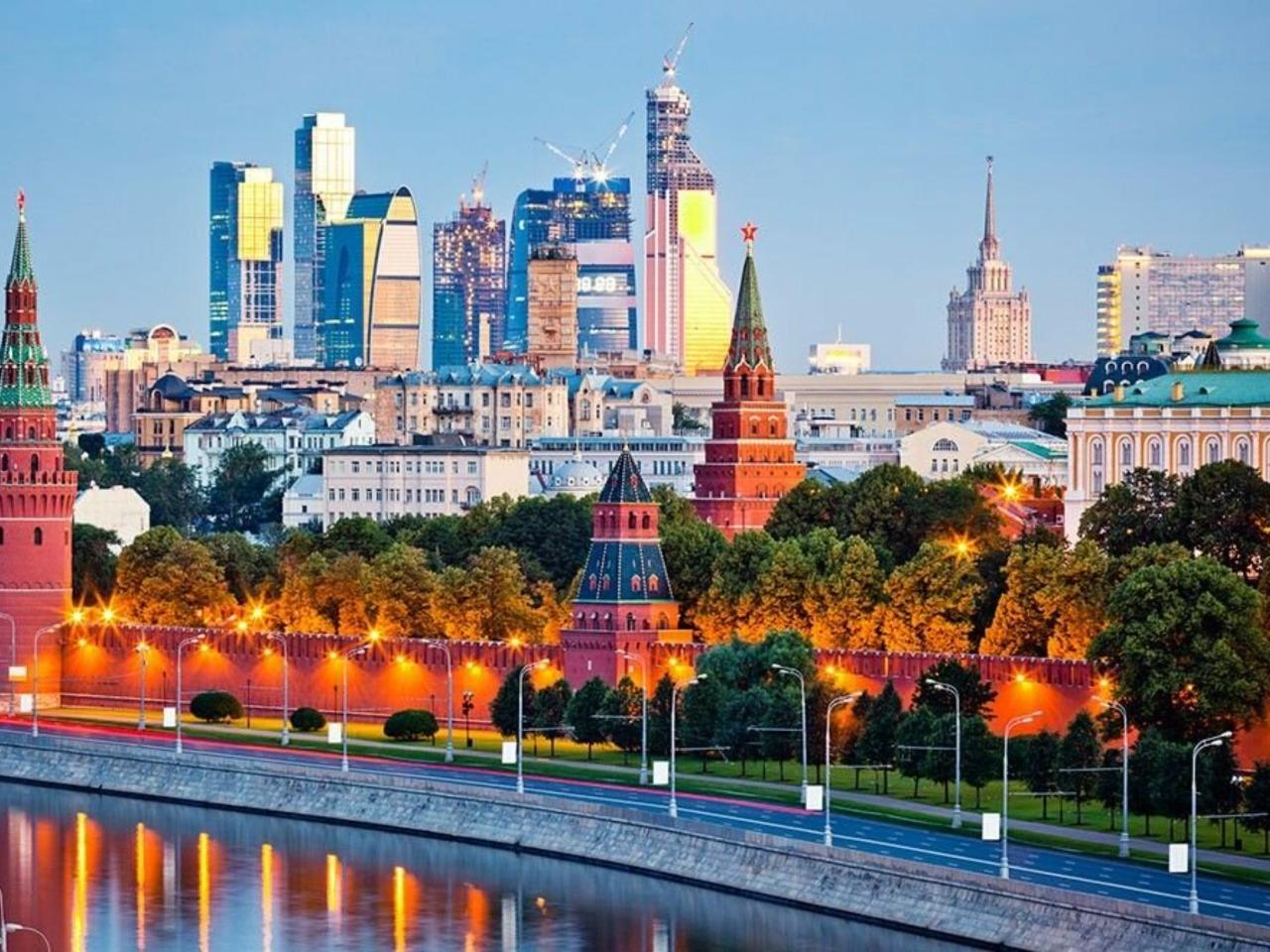 Обзорная по Москве: лучшие видовые площадки - групповая экскурсия по Москве от опытного гида